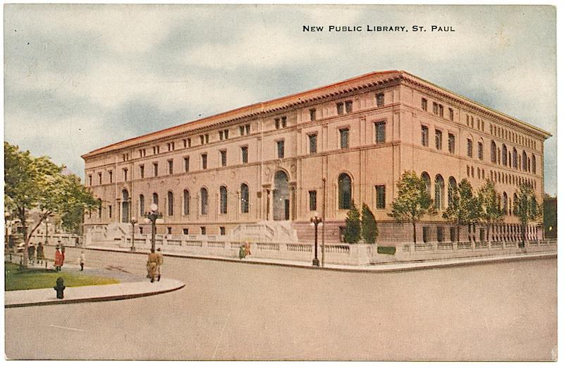 St. Paul Public Library