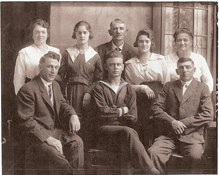 William Sudeith and Family